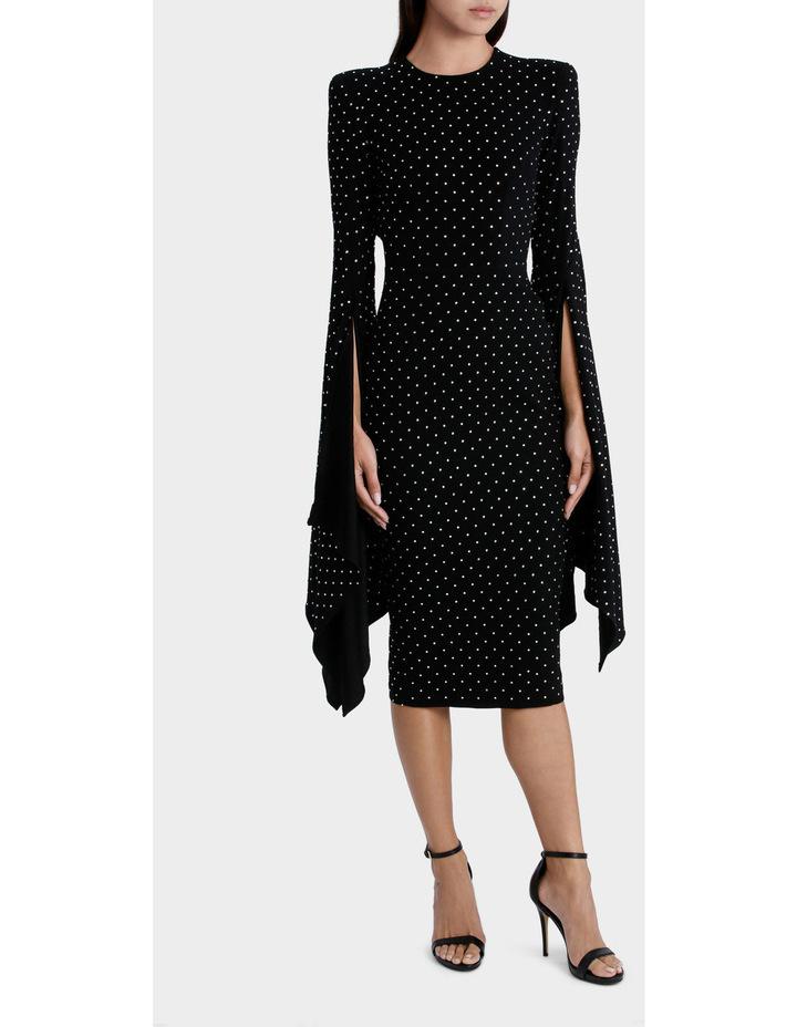 Abbie Crystal Split Lady Dress image 1