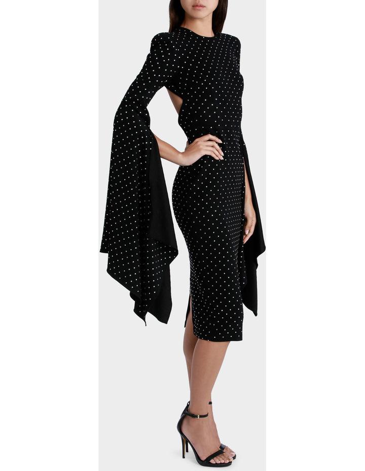 Abbie Crystal Split Lady Dress image 2