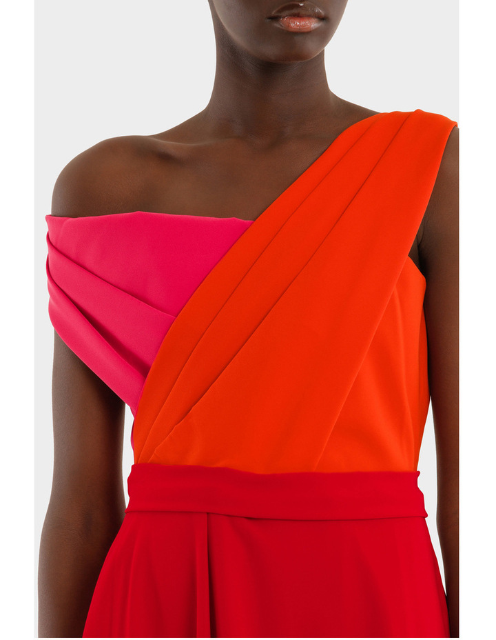 PREEN BY THORNTON BREGAZZI 342 TED EVA DRESS image 4