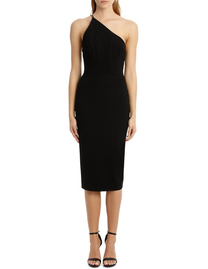 Rumer - Stretch One Shoulder Lady Dress image 1