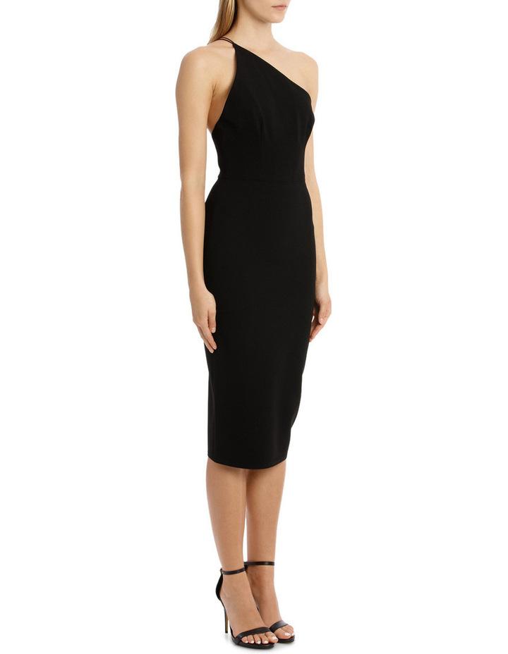 Rumer - Stretch One Shoulder Lady Dress image 2