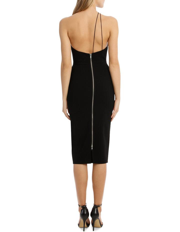Rumer - Stretch One Shoulder Lady Dress image 3