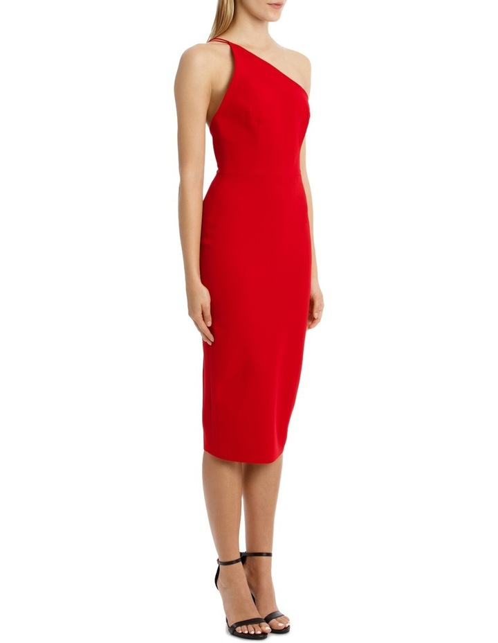 Rumer - Stretch One Shoulder Lady Dress image 2
