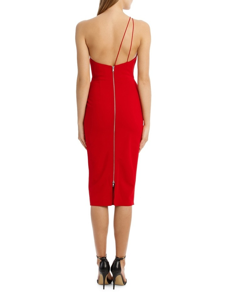 Rumer - Stretch One Shoulder Lady Dress image 3