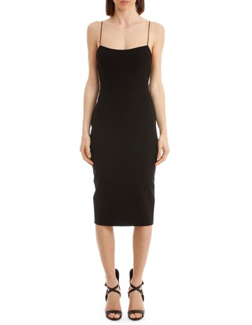 10452d3540b Limited stock. Alex PerryZane - Stretch Singlet Lady Dress