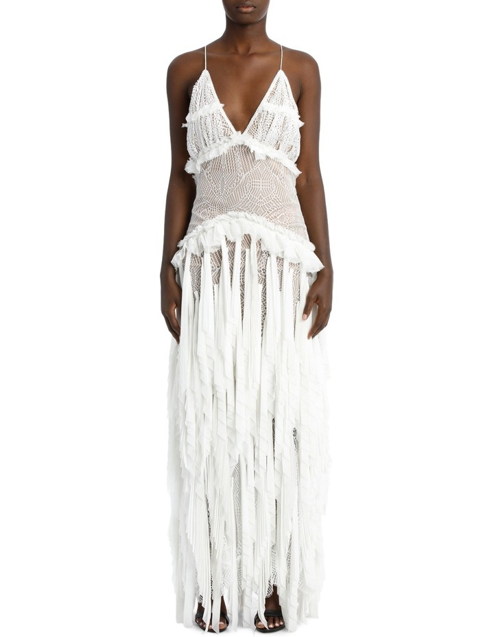 Cascade Pleats Slip Gown image 1