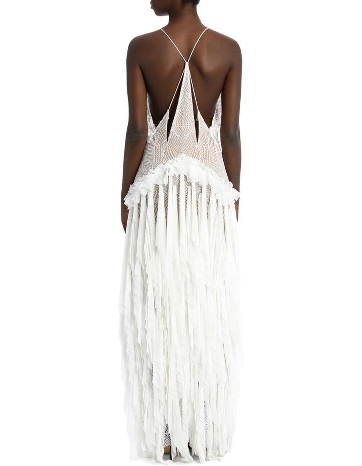 Cascade Pleats Slip Gown image 3