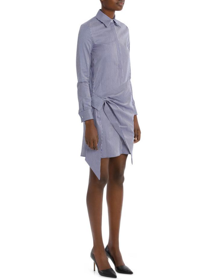 Front Wrap Shirt Dress image 2