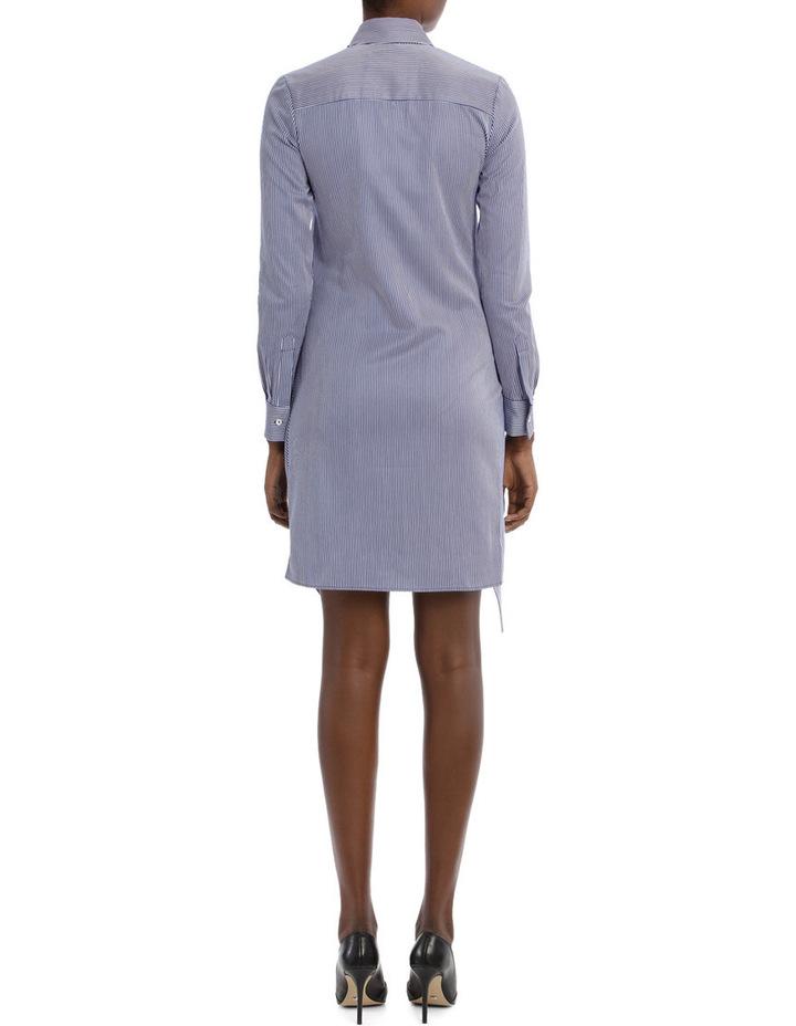 Front Wrap Shirt Dress image 3