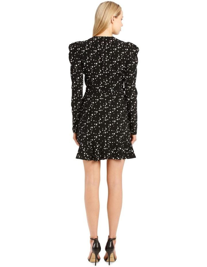 Black Mini Dress image 3