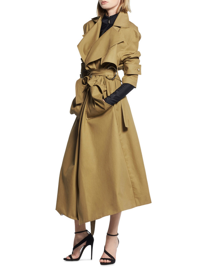 Dominance Trench Coat image 1