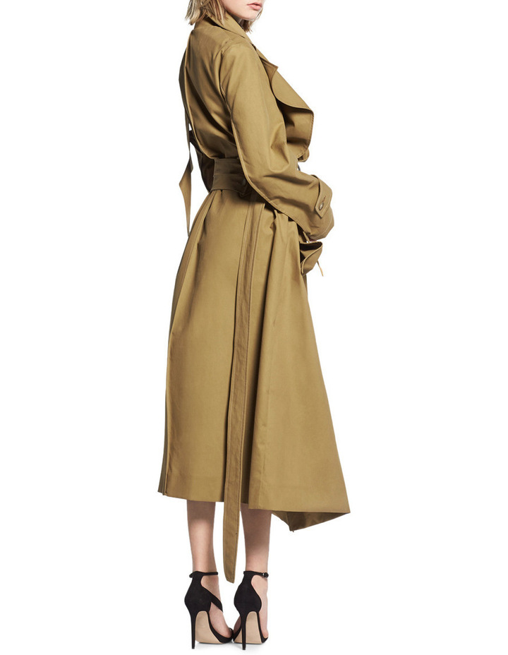 Dominance Trench Coat image 2
