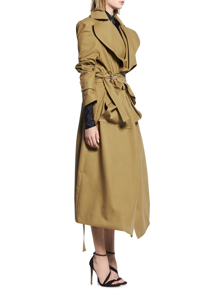 Dominance Trench Coat image 3