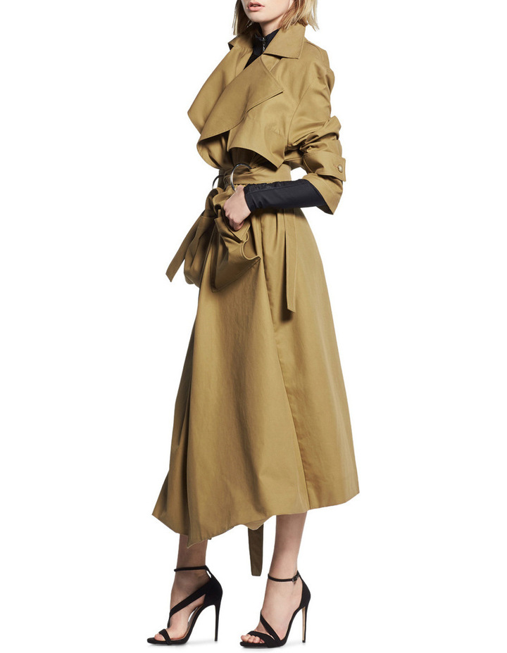 Dominance Trench Coat image 4