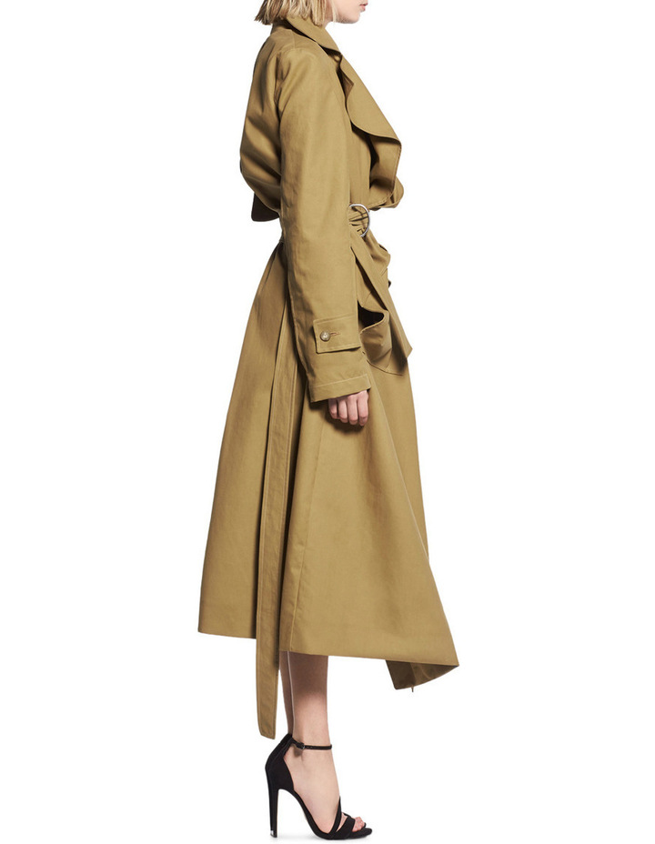 Dominance Trench Coat image 5