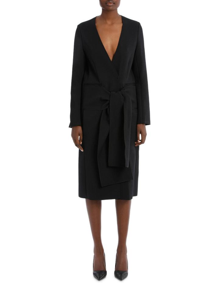 Front Tie Coat image 1