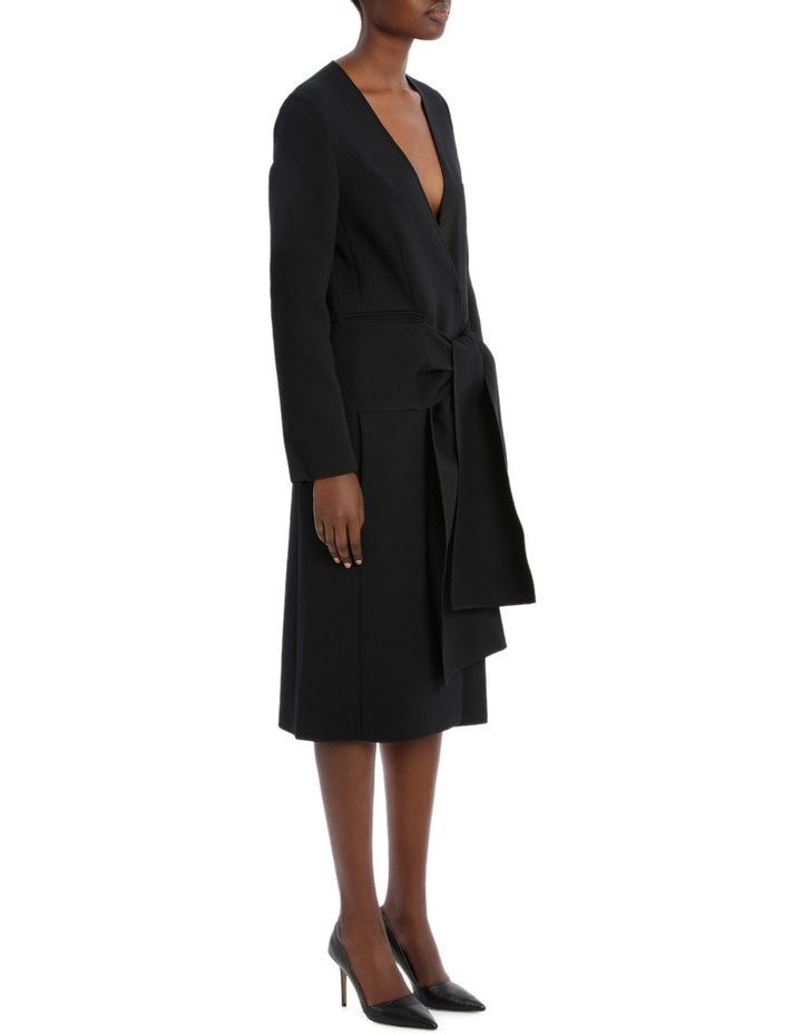 Front Tie Coat image 2