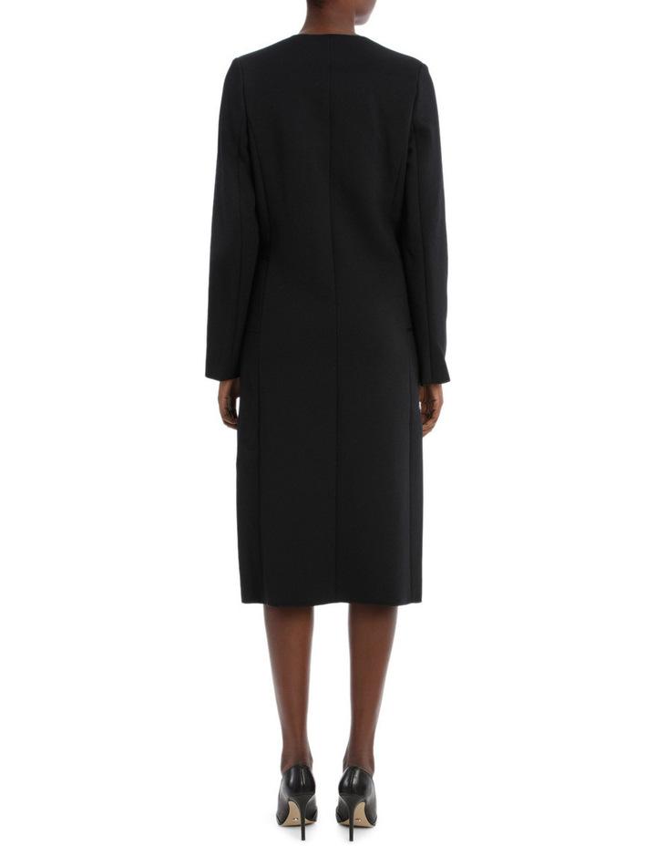 Front Tie Coat image 3