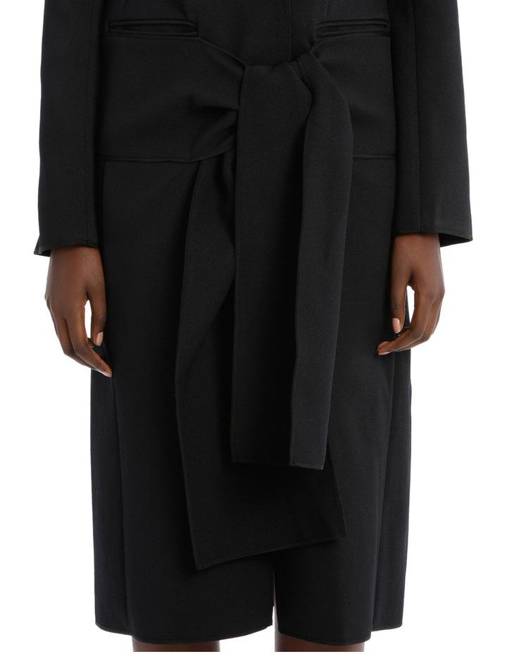 Front Tie Coat image 4