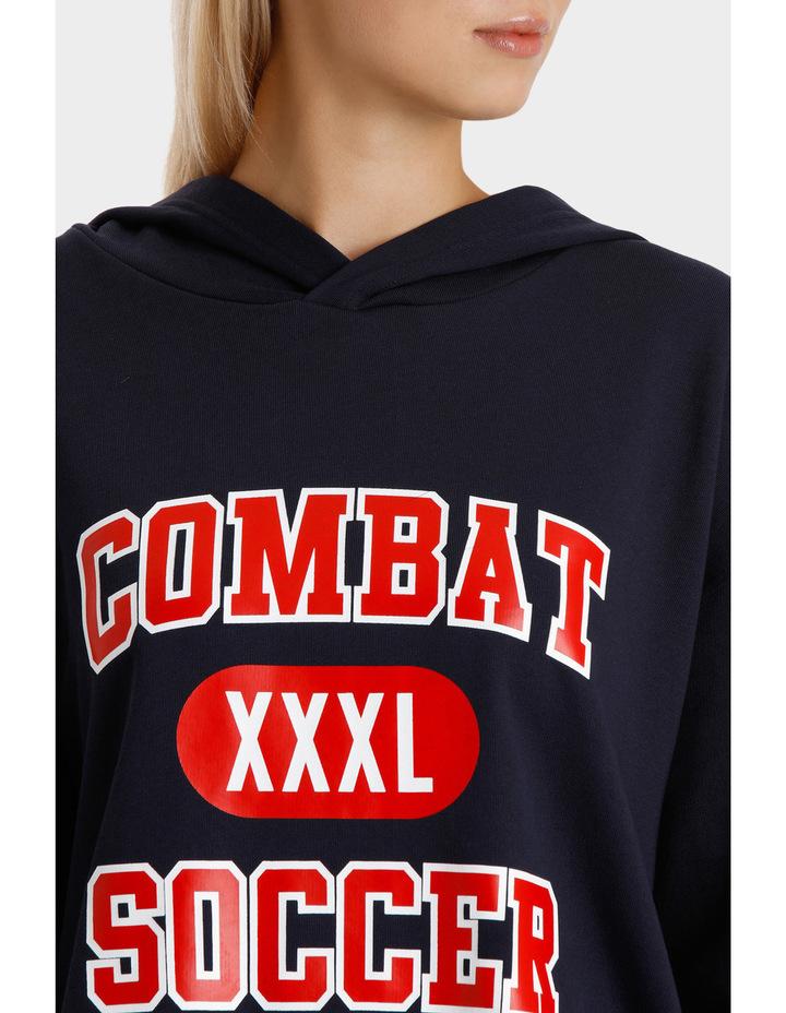 Combat Soccer Hoodie image 4