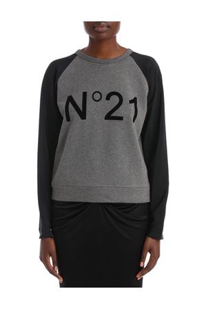 No. 21 - Grey Sweater