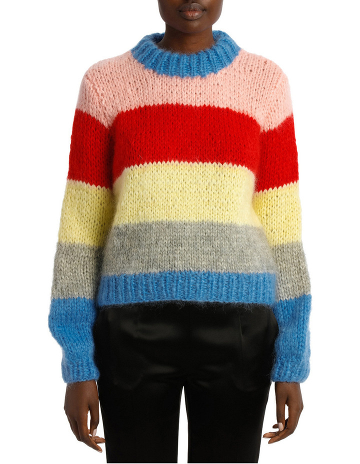 The Julliard Mohair Jumper image 1