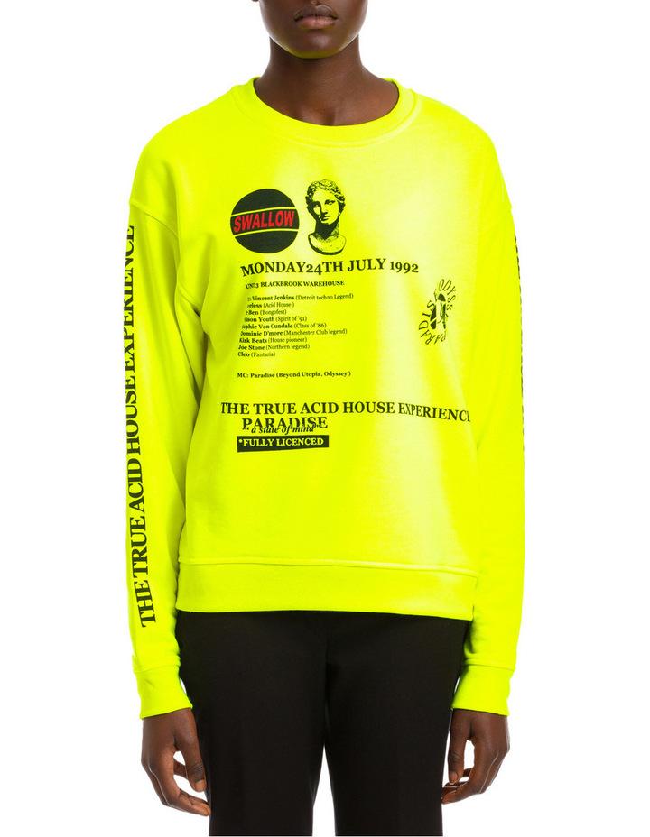 MCQ Alexander McQueen   Slouch Sweatshirt   MYER ccafc3b36a8