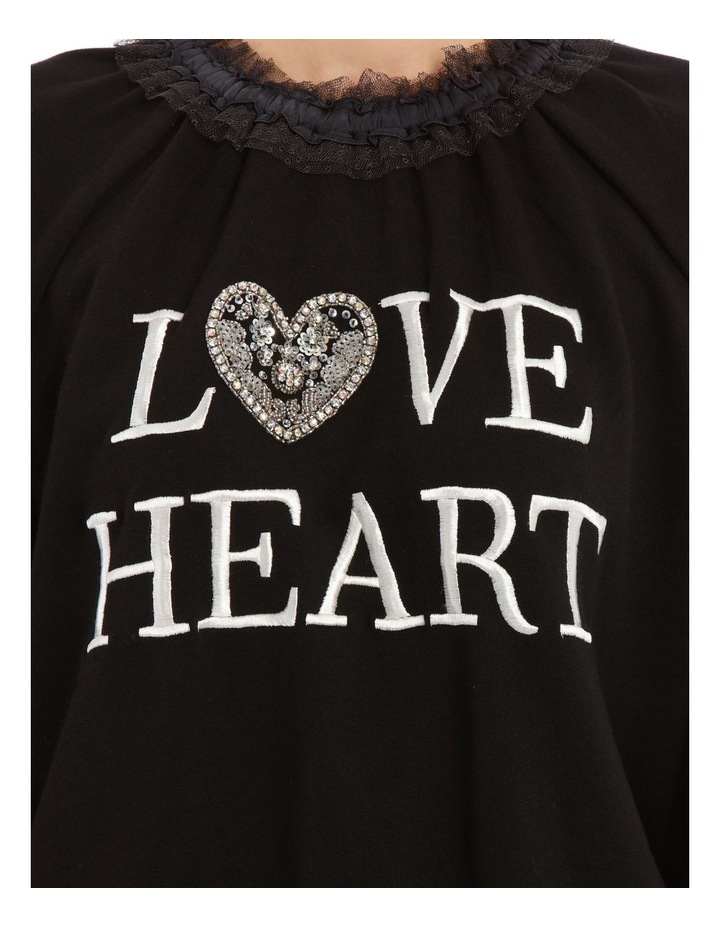 Loveheart Sweat image 4