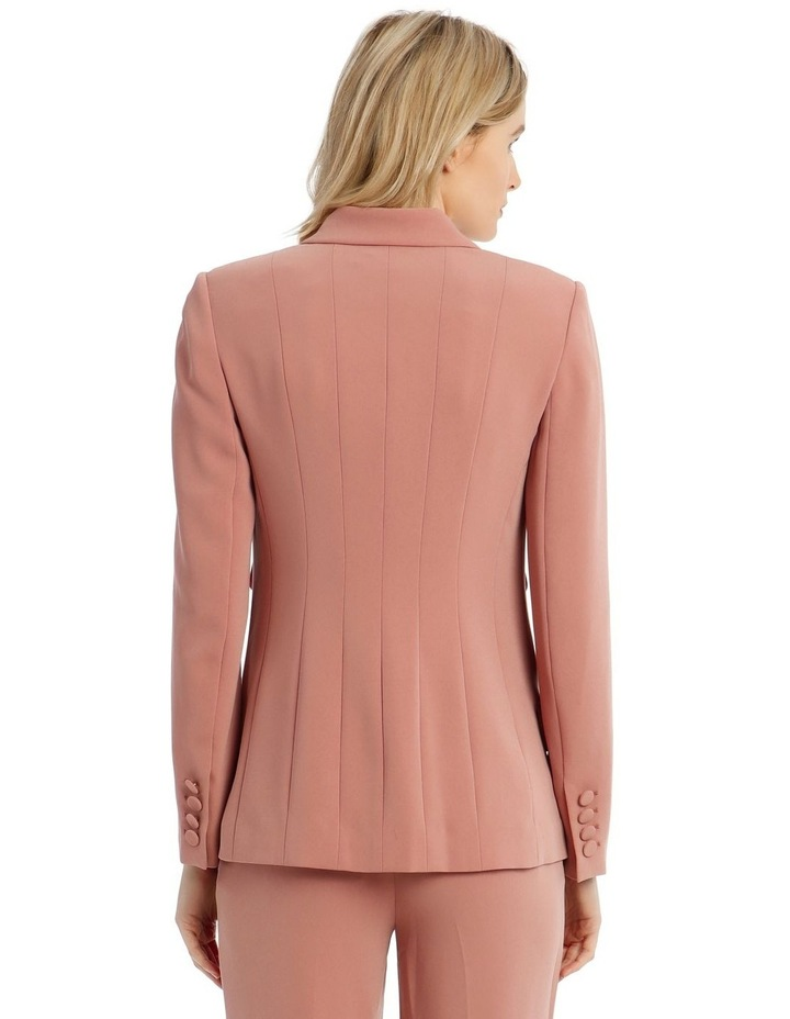 'Joy' Blazer - Rose image 3