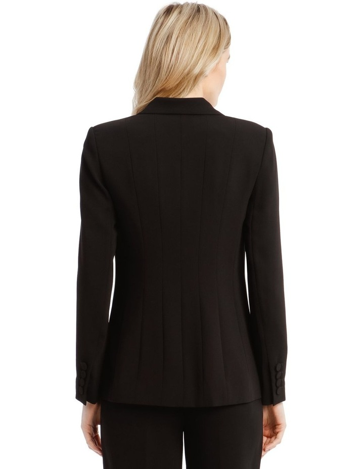 'Joy' Blazer - Black image 3