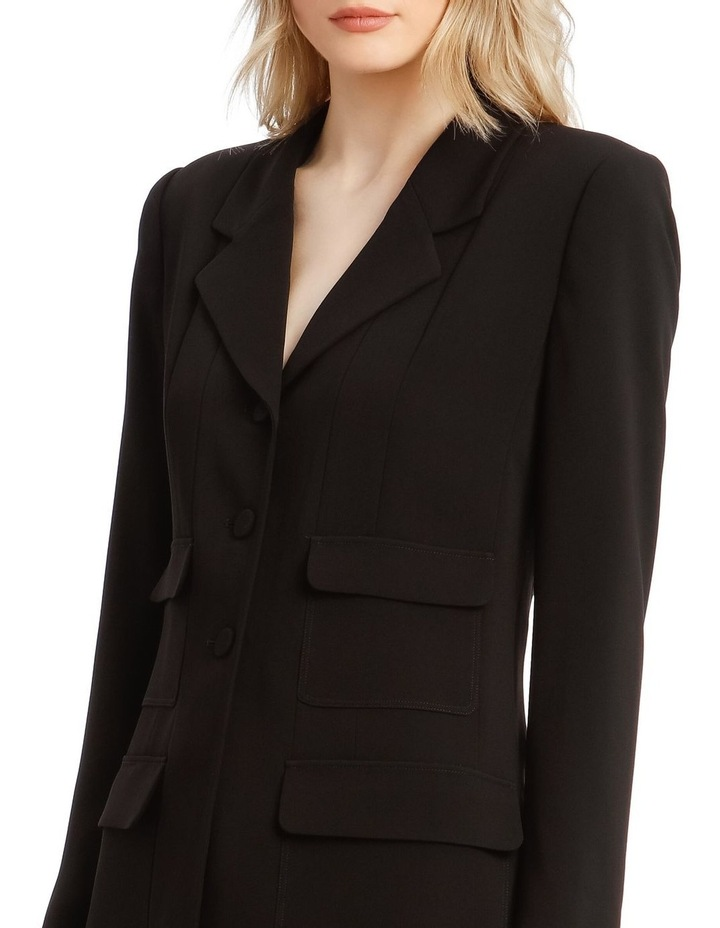 'Joy' Blazer - Black image 4