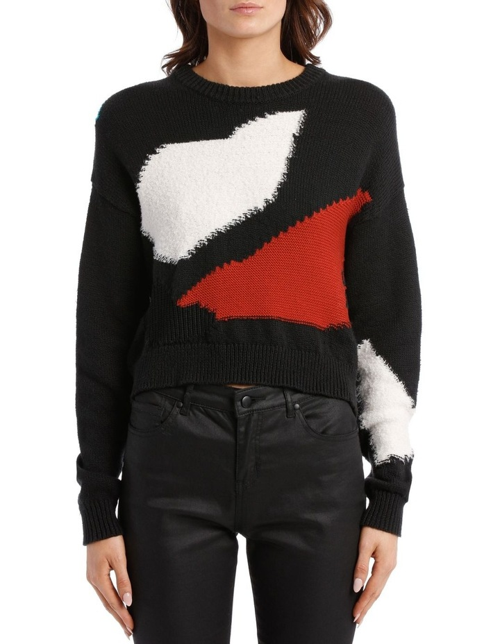 Long Sleeve Pullover Knit image 1
