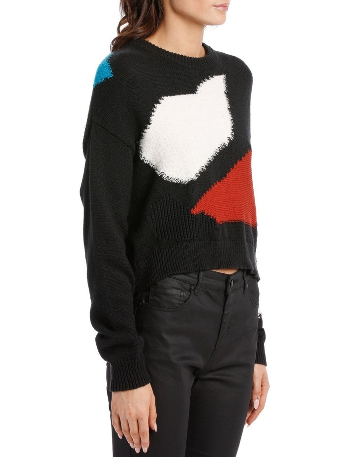 Long Sleeve Pullover Knit image 2