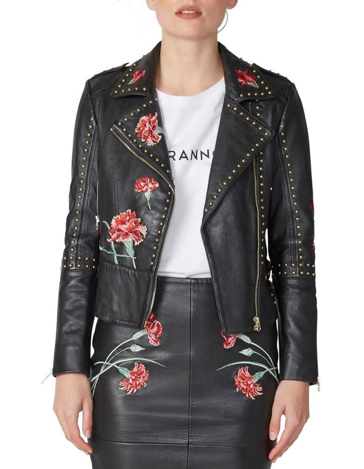 Jardin Leather Jacket image 1