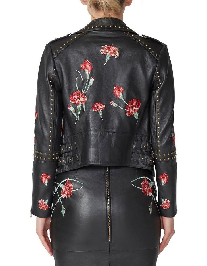Jardin Leather Jacket image 3