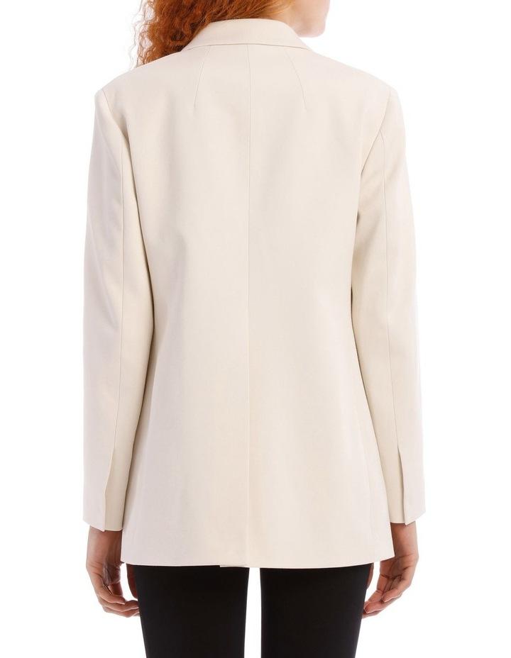 Hesston Cotton Viscose Stretch Blazer image 3