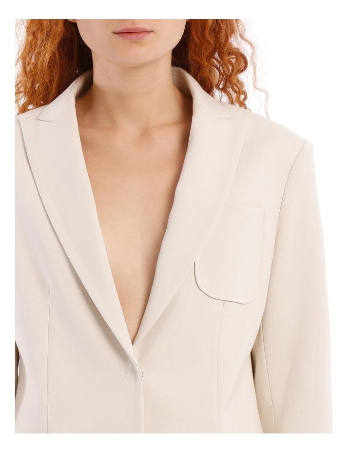Hesston Cotton Viscose Stretch Blazer image 4