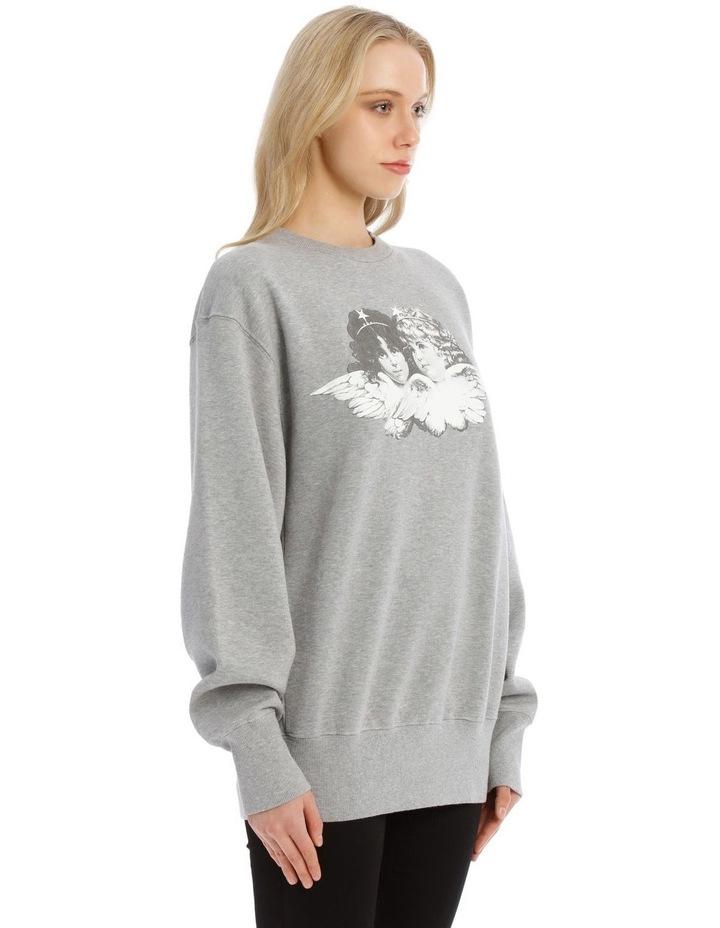 Vintage Angels Sweatshirt image 2