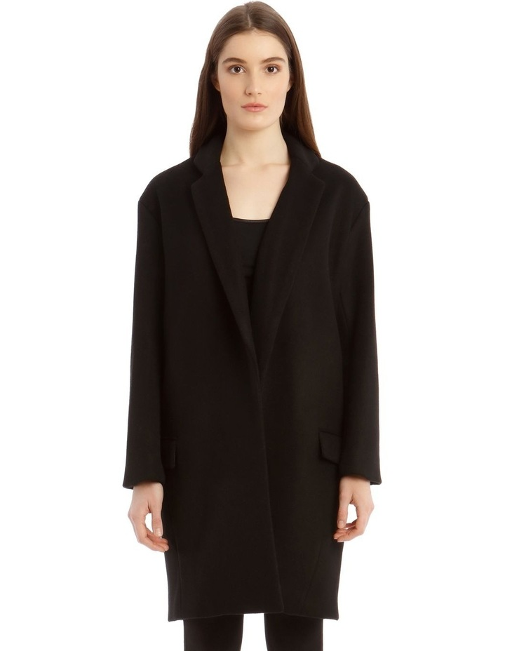 Black Coat image 1