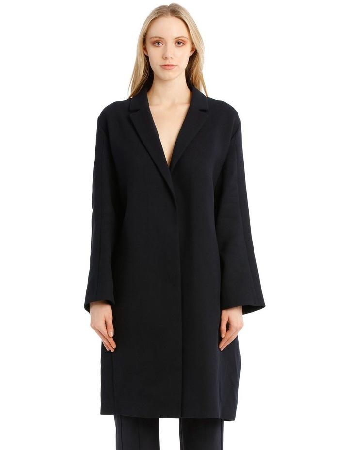 Bow Back Coat image 1