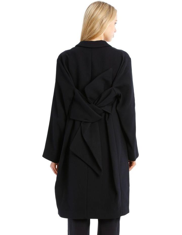 Bow Back Coat image 3