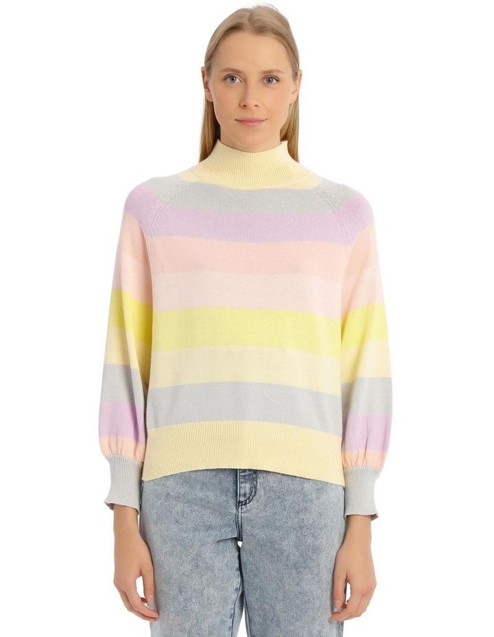Dahlia Stripe Sweater image 1