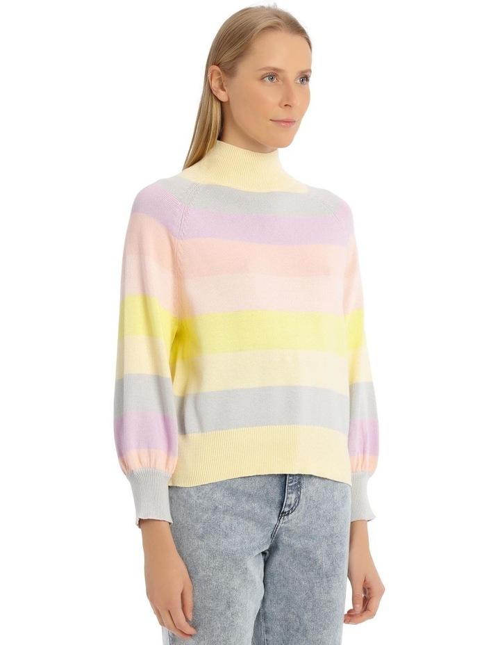 Dahlia Stripe Sweater image 2