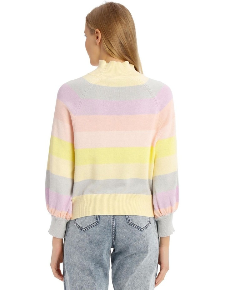 Dahlia Stripe Sweater image 3