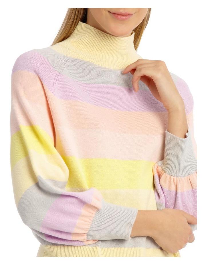Dahlia Stripe Sweater image 4