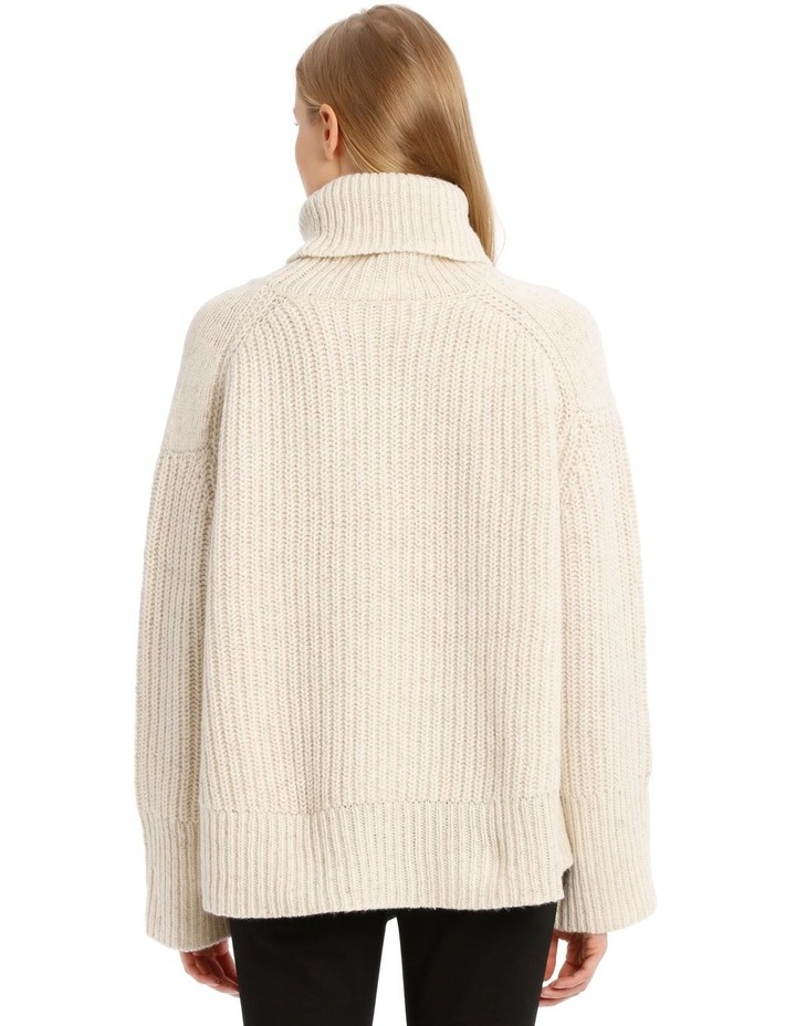 Diana Roll Neck Sweater image 3