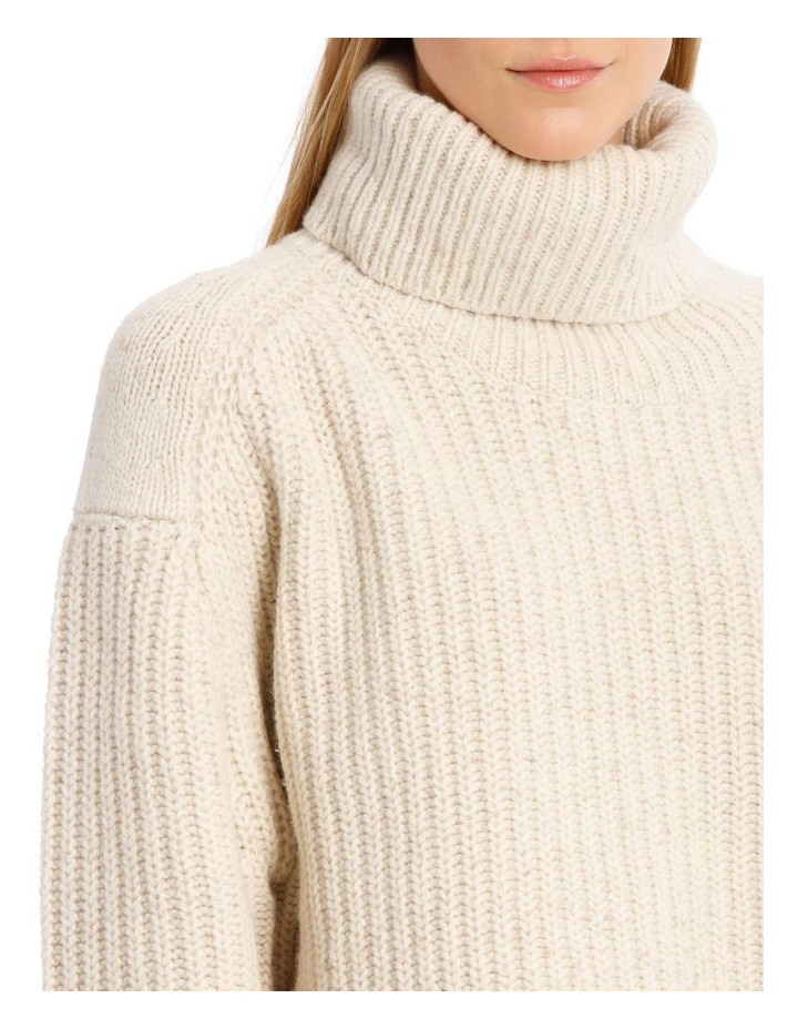 Diana Roll Neck Sweater image 4