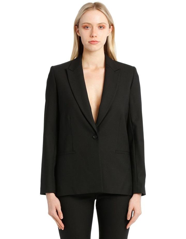 Slim Blazer Jacket image 1