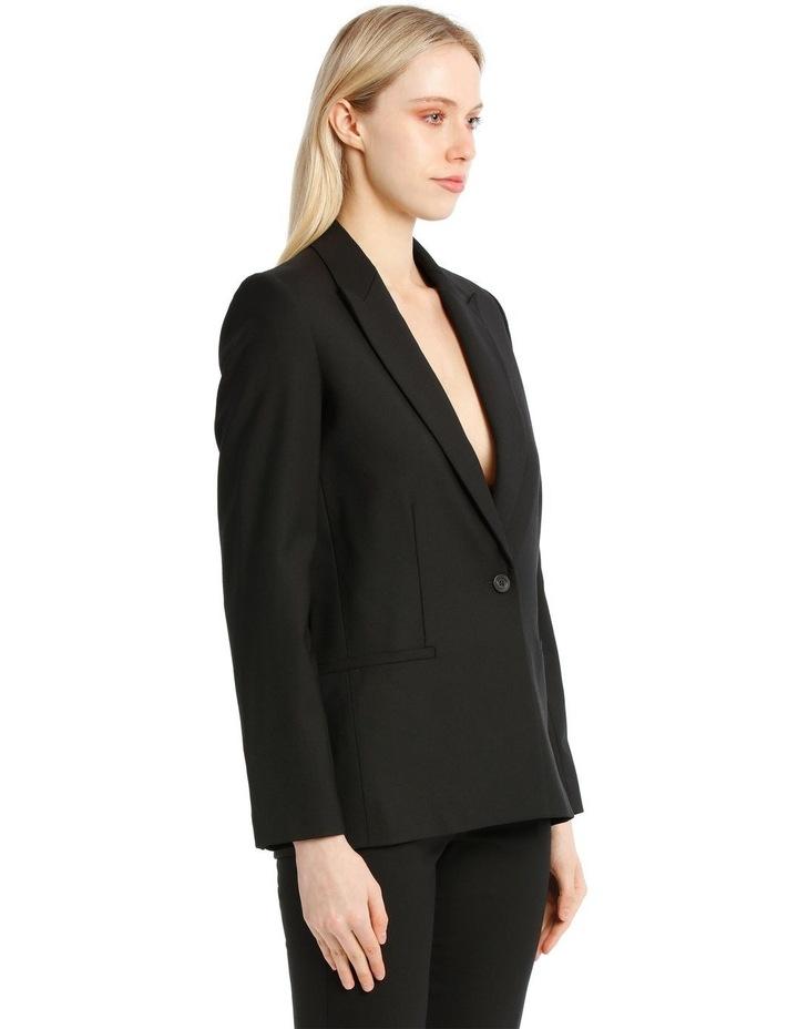 Slim Blazer Jacket image 2