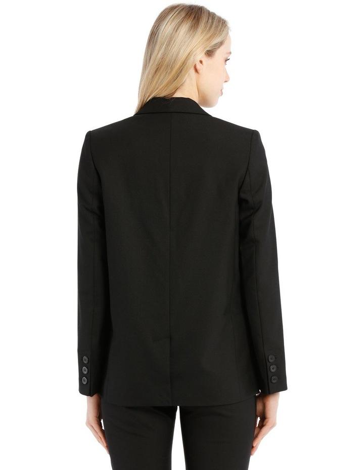 Slim Blazer Jacket image 3